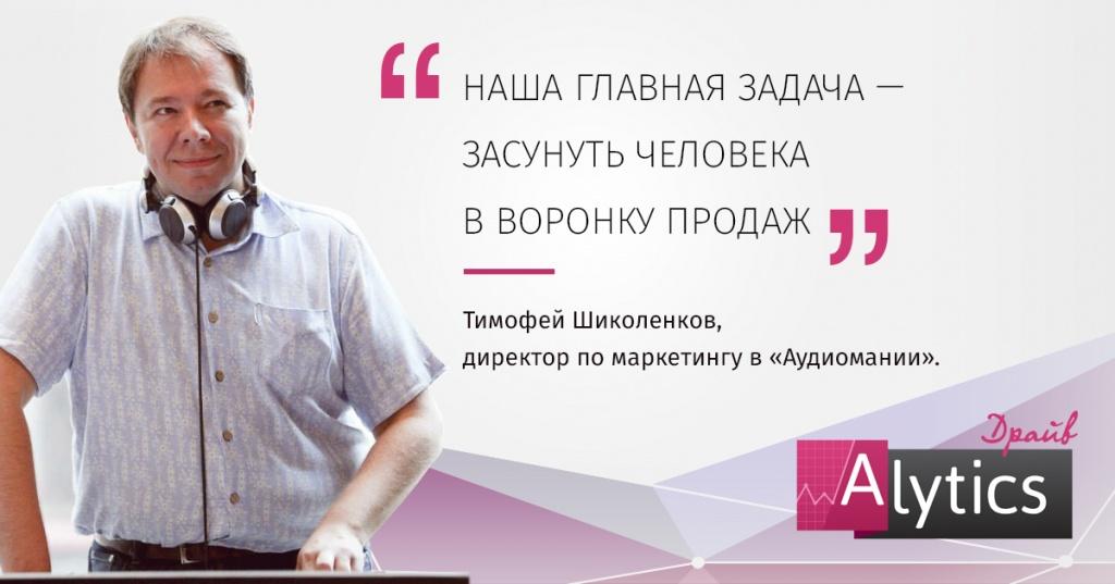 e1c20ac56f4a Седьмой выпуск подкаста. В эфире Тимофей Шиколенков. - Подкаст ...